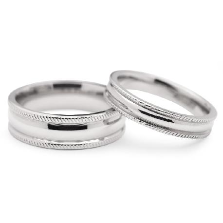 "Zelta laulību gredzeni ""VKA 321"""
