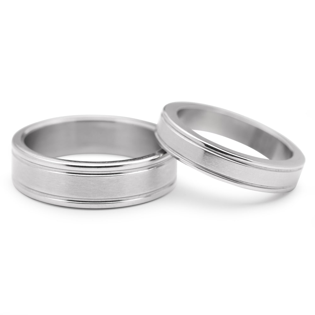 "Zelta laulību gredzeni ""VKA 314"""