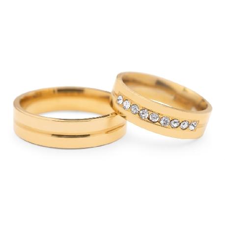 """Zelta Laulību gredzeni """"VMA116"""""""