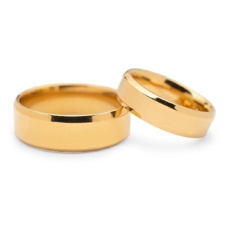 "Zelta laulību gredzeni ""VKA 320"""