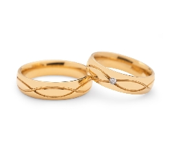 "Zelta Laulību gredzeni ""VKA098"""