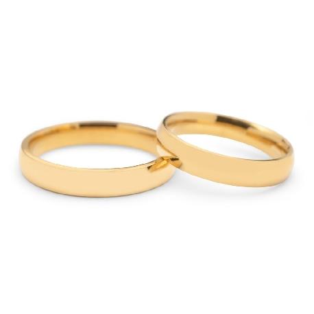 "Zelta laulību gredzeni ""VKA 315"""