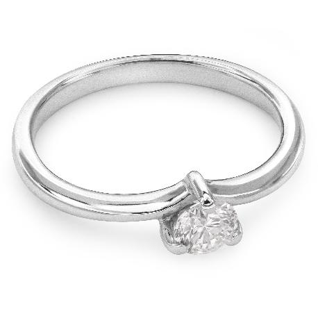 """Saderināšanās gredzens ar Briljantu """"Līgava 6"""""""