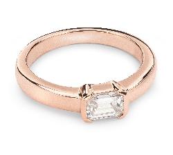 """Saderināšanās gredzens ar Dimantu """"Līgava 7"""""""