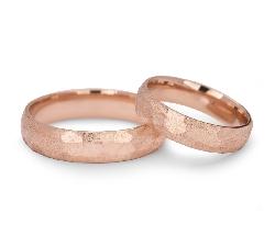 "Zelta laulību gredzeni ""VK128 37"""