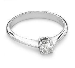 """Помолвочное кольцо с Aлмазом """"Прочность 58"""""""