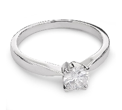 """Saderināšanās gredzens ar Dimantu """"Elegance 2"""""""