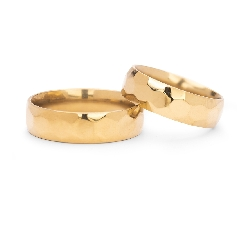 "Zelta laulību gredzeni ""VK129"""