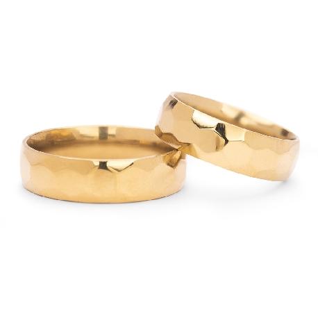 "Zelta laulību gredzeni ""VKA 310"""