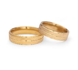 "Zelta laulību gredzeni ""VKA 309"""
