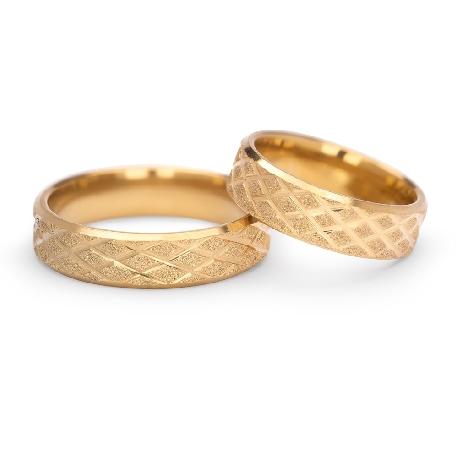 "Zelta laulību gredzeni ""VM125"""