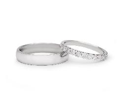 "Zelta laulību gredzeni ""VKA138"""