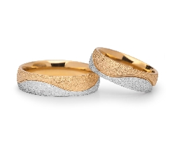 "Zelta laulību gredzeni ""VK131"""