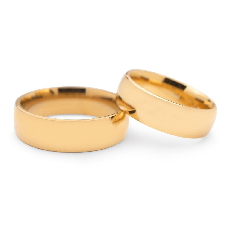"Zelta laulību gredzeni ""VKA 316"""