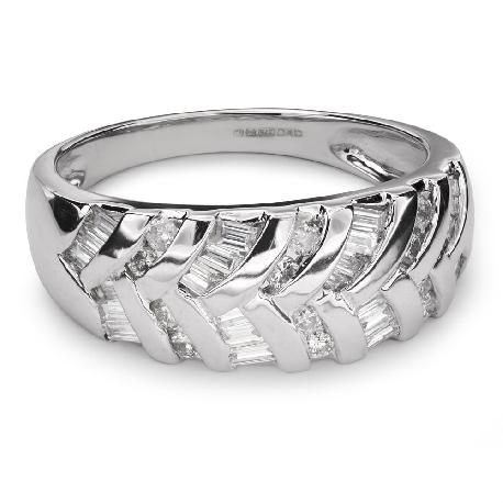 """Золотое кольцо с Aлмазами """"Жизнь 31"""""""