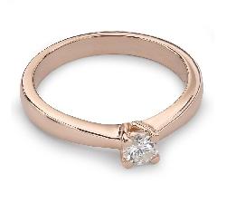 """Saderināšanās gredzens ar Briljantu """"Elegance 13"""""""