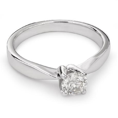 """Saderināšanās gredzens ar Briljantu """"Elegance 18"""""""