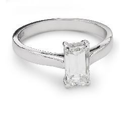 """Золотое кольцо с Aлмазом """"Незабываемый 13"""""""