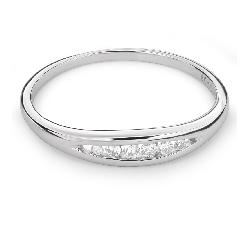 "Zelta gredzens ar Briljantiem ""Dimanta jostīte 37"""