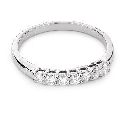 """Помолвочное кольцо с Бриллиантами """"Dimanta jostīte 41"""""""