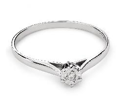 """Zelta gredzens ar Briljantu """"Mīļais 78"""""""