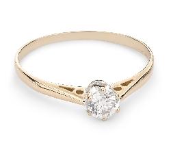 """Помолвочное кольцо с Бриллиантом """"Единственная 79"""""""