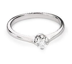 """Помолвочное кольцо с Бриллиантом """"Единственная 93"""""""