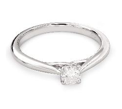 """Помолвочное кольцо с бриллиантом """"Богиня 94"""""""