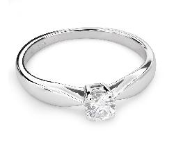 """Saderināšanās gredzens ar Briljantu """"Dieviete 103"""""""