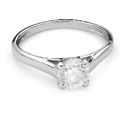 """Помолвочное кольцо с Бриллиантами """"Незабываемый 14"""""""