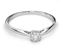 """Помолвочное кольцо с Бриллиантами """"Бриллиантовый цветок 38"""""""