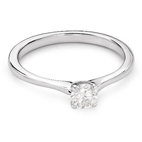 """Помолвочное кольцо с Бриллиантом """"Богиня 123"""""""