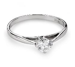 """Помолвочное кольцо с Бриллиантом """"Единственная 112"""""""