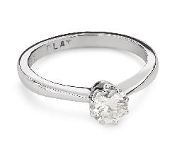 """Помолвочное кольцо с Бриллиантом """"Богиня 135"""""""