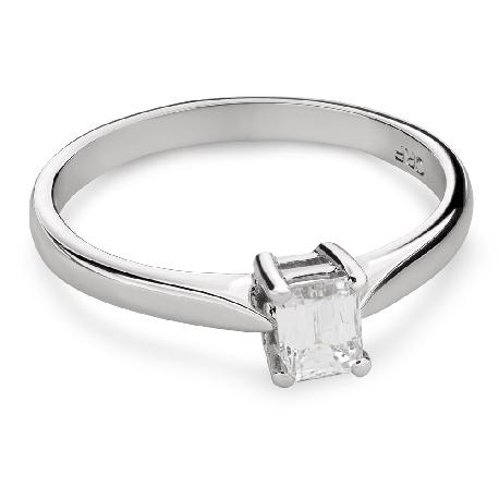 """Saderināšanās gredzens ar Dimantu """"Stiprums 107"""""""