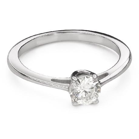 """Помолвочное кольцо с Бриллиантом """"Богиня 139"""""""