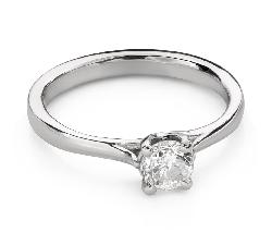 """Saderināšanās gredzens ar Briljantu """"Dieviete 157"""""""