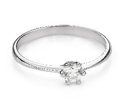 """Помолвочное кольцо с Бриллиантом """"Королева 48"""""""