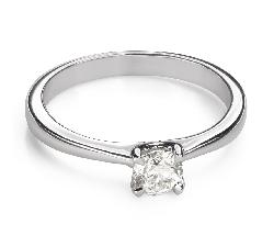 """Помолвочное кольцо с Бриллиантом """"Богиня 192"""""""