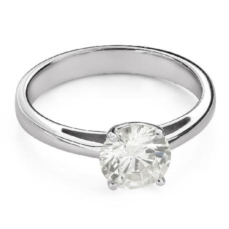 """Помолвочное кольцо с Бриллиантом """"Богиня 193"""""""