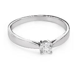 """Помолвочное кольцо с Бриллиантом """"Чистая 54"""""""