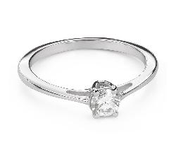 """Помолвочное кольцо с Бриллиантом """"Богиня 209"""""""