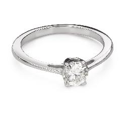 """Помолвочное кольцо с Бриллиантом """"Богиня 232"""""""