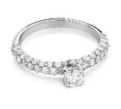 """Помолвочное кольцо с Бриллиантами """"Грациозность 176"""""""
